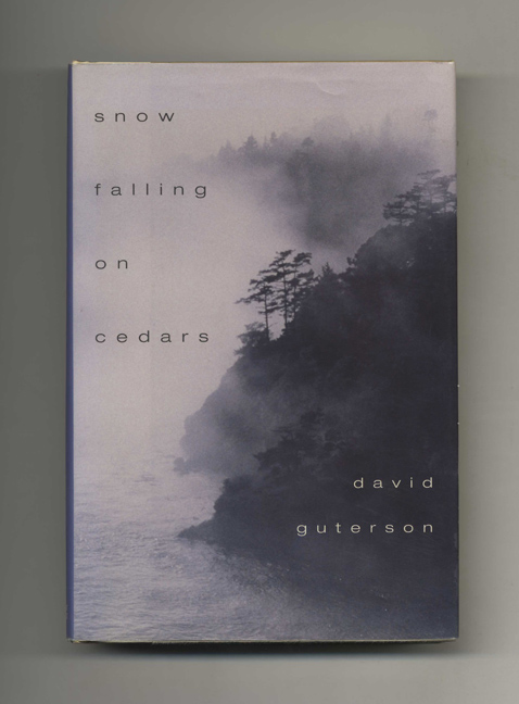 Snow Falling On Cedars - 1st Edition/1st Printing. David Guterson.