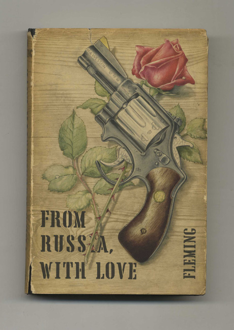 From Russia, With Love - 1st Edition/1st Printing. Ian Fleming.