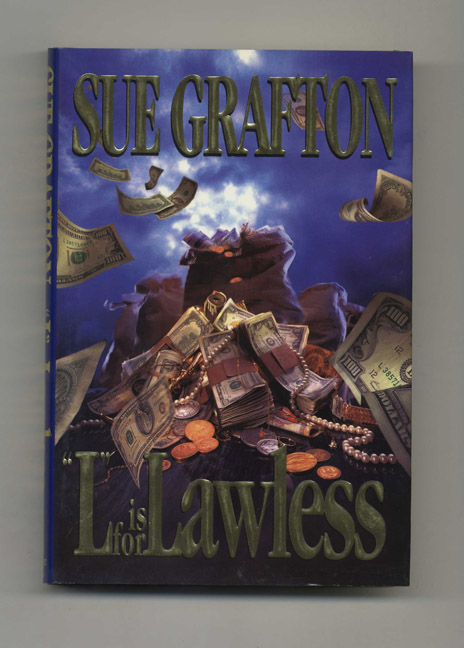 """L"" is for Lawless - 1st Edition/1st Printing. Sue Grafton."