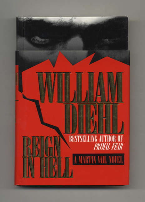 Reign in Hell - 1st Edition/1st Printing. William Diehl.