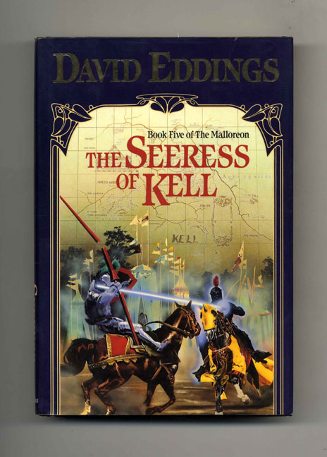 The Seeress of Kell: Book 5 of the Malloreon, Eddings, David