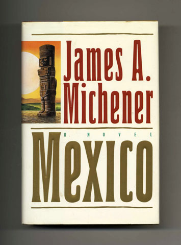 Image result for mexico michener first edition