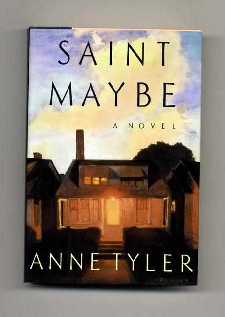 Saint Maybe - 1st Edition/1st Printing. Anne Tyler.