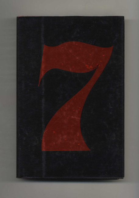 The List Of 7 - 1st Edition/1st Printing. Mark Frost.