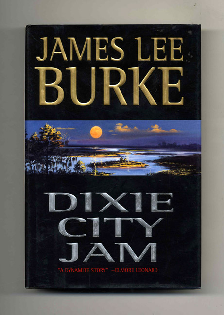 Dixie City Jam - 1st US Edition/1st Printing. James Lee Burke.