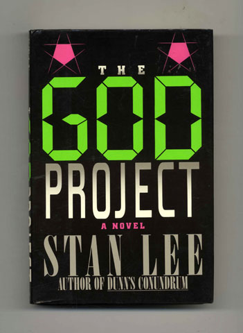 The God Project - 1st Edition/1st Printing. Stan Lee.