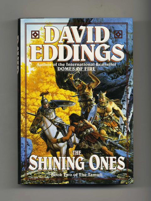 Image for The Shining Ones (Tamuli, Book 2)