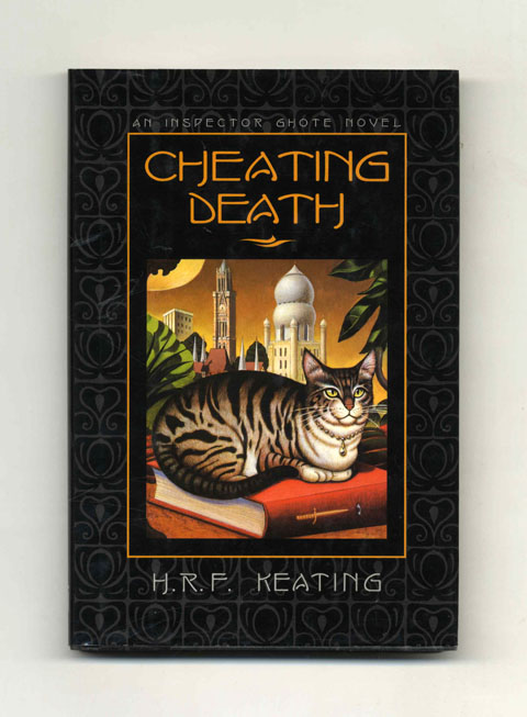 Cheating Death - 1st US Edition/1st Printing. H. R. F. Keating.