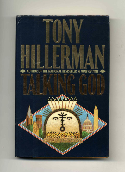Talking God - 1st Edition/1st Printing. Tony Hillerman.