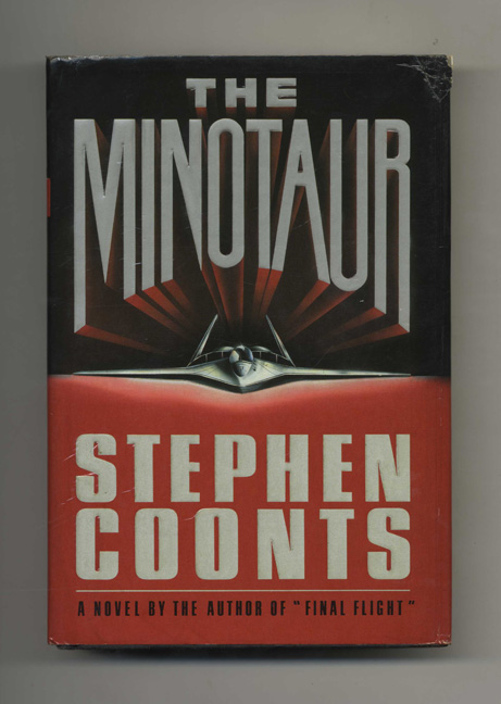 The Minotaur - 1st Edition/1st Printing. Stephen Coonts.