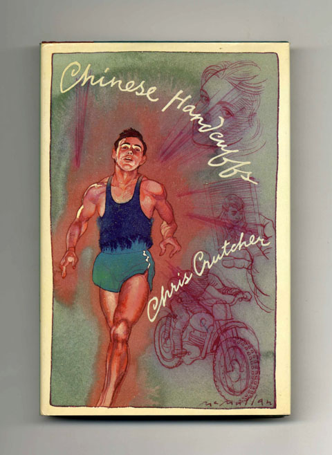 Chinese Handcuffs - 1st Edition/1st Printing. Chris Crutcher.