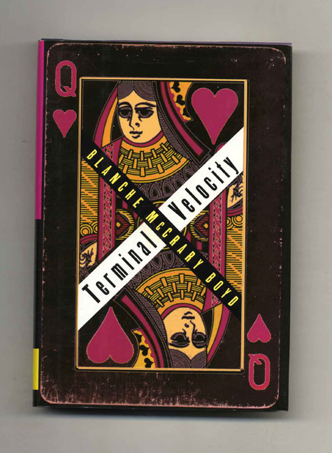 Terminal Velocity - 1st Edition/1st Printing. Blanche McCrary Boyd.
