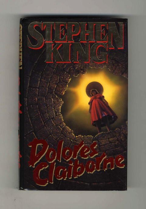 Dolores Claiborne 1st Edition Printing Stephen King