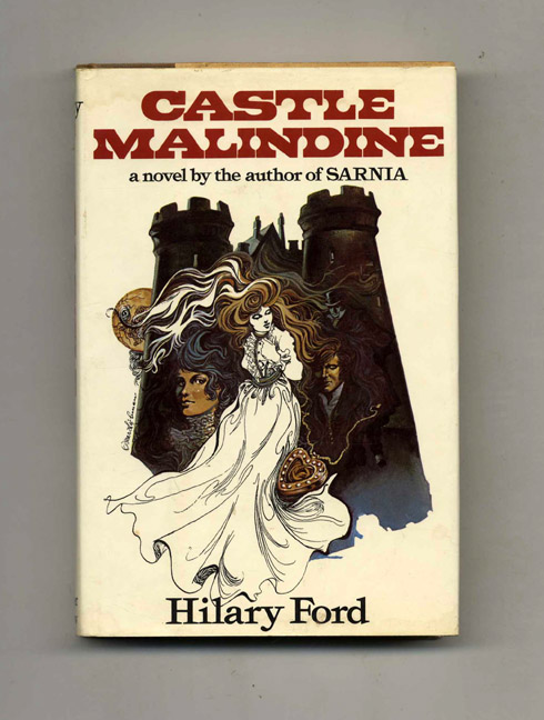 Castle Malindine - 1st Edition/1st Printing. Hilary Ford.
