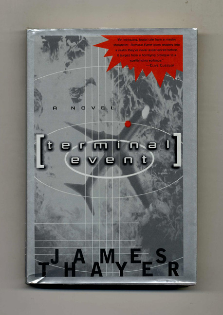 Terminal Event - 1st Edition/1st Printing. James Thayer.