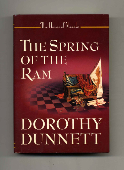 The Spring of the Ram - 1st US Edition/1st Printing. Dorothy Dunnett.