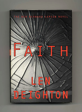 Faith - 1st US Edition/1st Printing. Len Deighton.