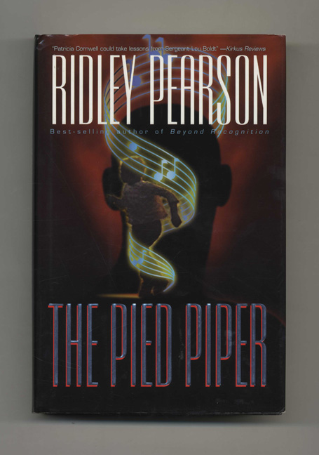 The Pied Piper - 1st Edition/1st Printing. Ridley Pearson.
