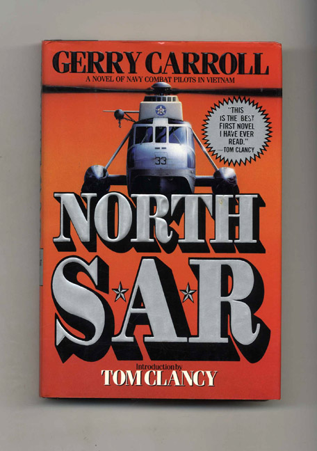 North SAR - 1st Edition/1st Printing. Gerry Carroll.