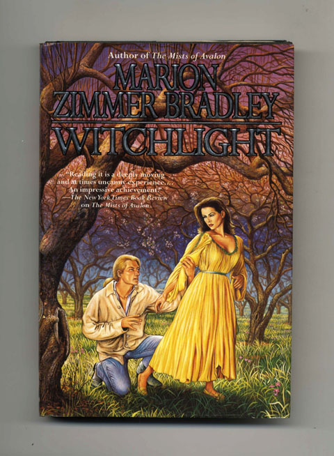 Witchlight - 1st Edition/1st Printing. Marion Zimmer Bradley.