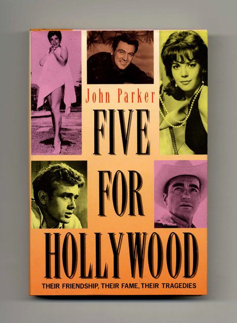 Five for Hollywood - 1st Edition/1st Printing. John Parker.