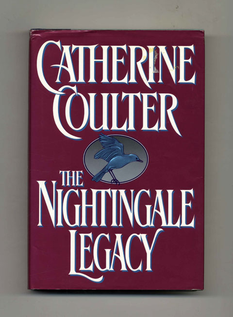 The Nightingale Legacy - 1st Edition/1st Printing. Catherine Coulter.