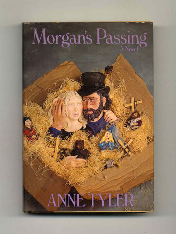 Morgan's Passing - 1st Edition/1st Printing. Anne Tyler.