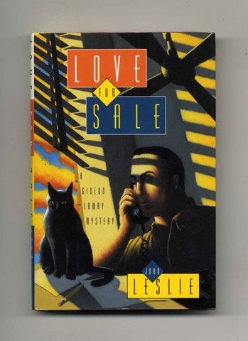 Love for Sale - 1st Edition/1st Printing. John Leslie.