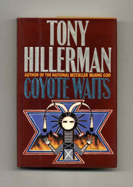 Coyote Waits - 1st Edition/1st Printing. Tony Hillerman.
