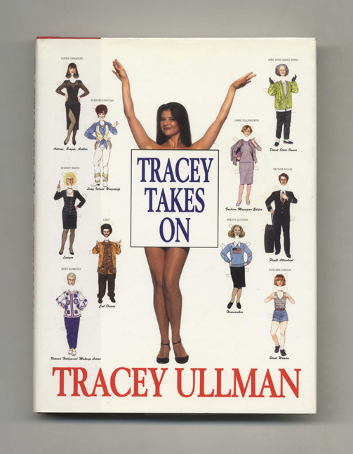 Tracey Takes On - 1st Edition/1st Printing. Tracey Ullman.