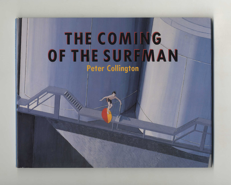 The Coming of the Surfman. Peter Collington.