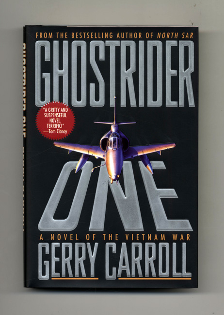 Ghostrider One - 1st Edition/1st Printing. Gerry Carroll.