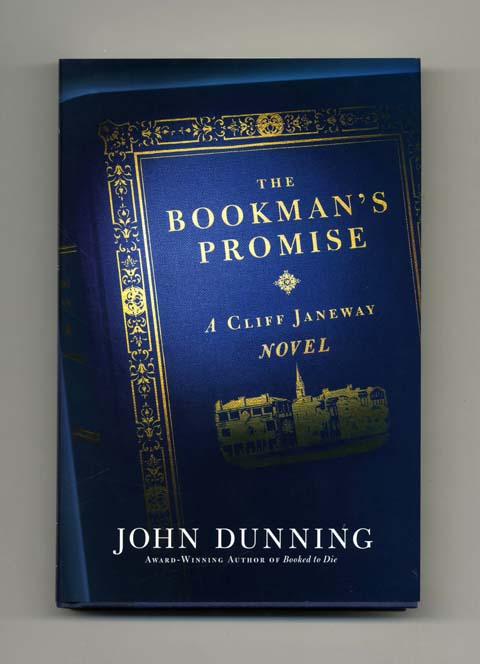 The Bookman's Promise - 1st Edition/1st Printing. John Dunning.