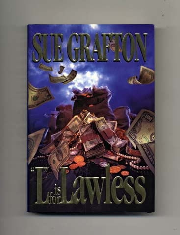 """""""L"""" Is For Lawless - 1st Edition/1st Printing. Sue Grafton."""