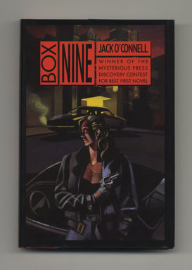 Box Nine - 1st Edition/1st Printing. Jack O'Connell.