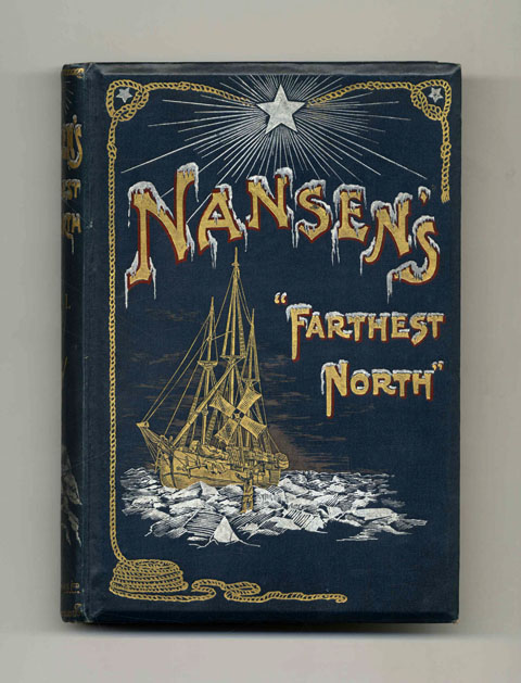 Farthest North. Fridtjof Nansen.