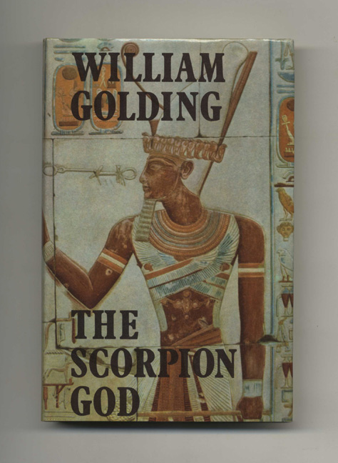 The Scorpion God - 1st Edition/1st Printing. William Golding.