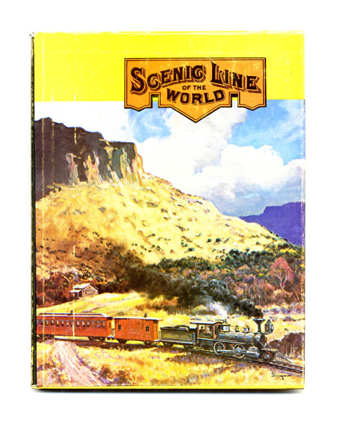 Scenic Line of the World and Black Canon Revisited: The Story of America's Only Narrow Gauge Transcontinental. Gordon Chappell, Cornelius W. Hauck.