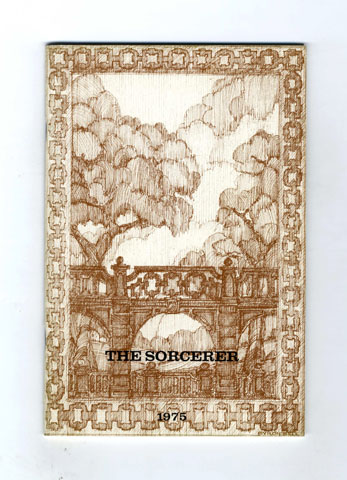 The Sorcerer - 1st Edition/1st Printing. W. S. Gilbert.