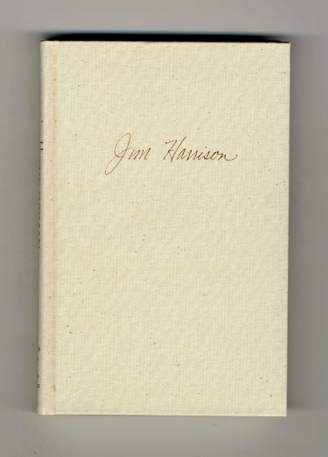 The Woman Lit by Fireflies - Limited Edition. Jim Harrison.