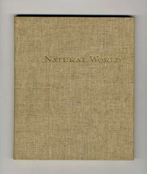 Natural World: A Bestiary - Limited Edition. Jim Harrison.