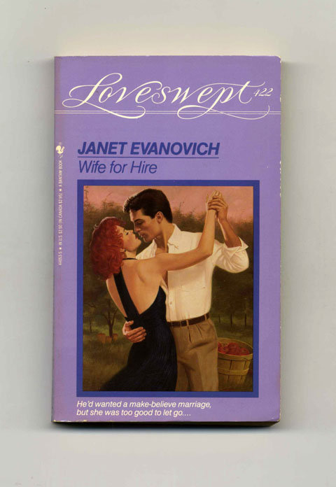 Wife for Hire - 1st Edition/1st Printing. Janet Evanovich.