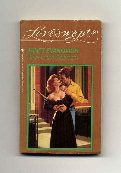 Back to the Bedroom - 1st Edition/1st Printing. Janet Evanovich.