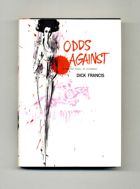 Odds Against - 1st US Edition/1st Printing. Dick Francis.
