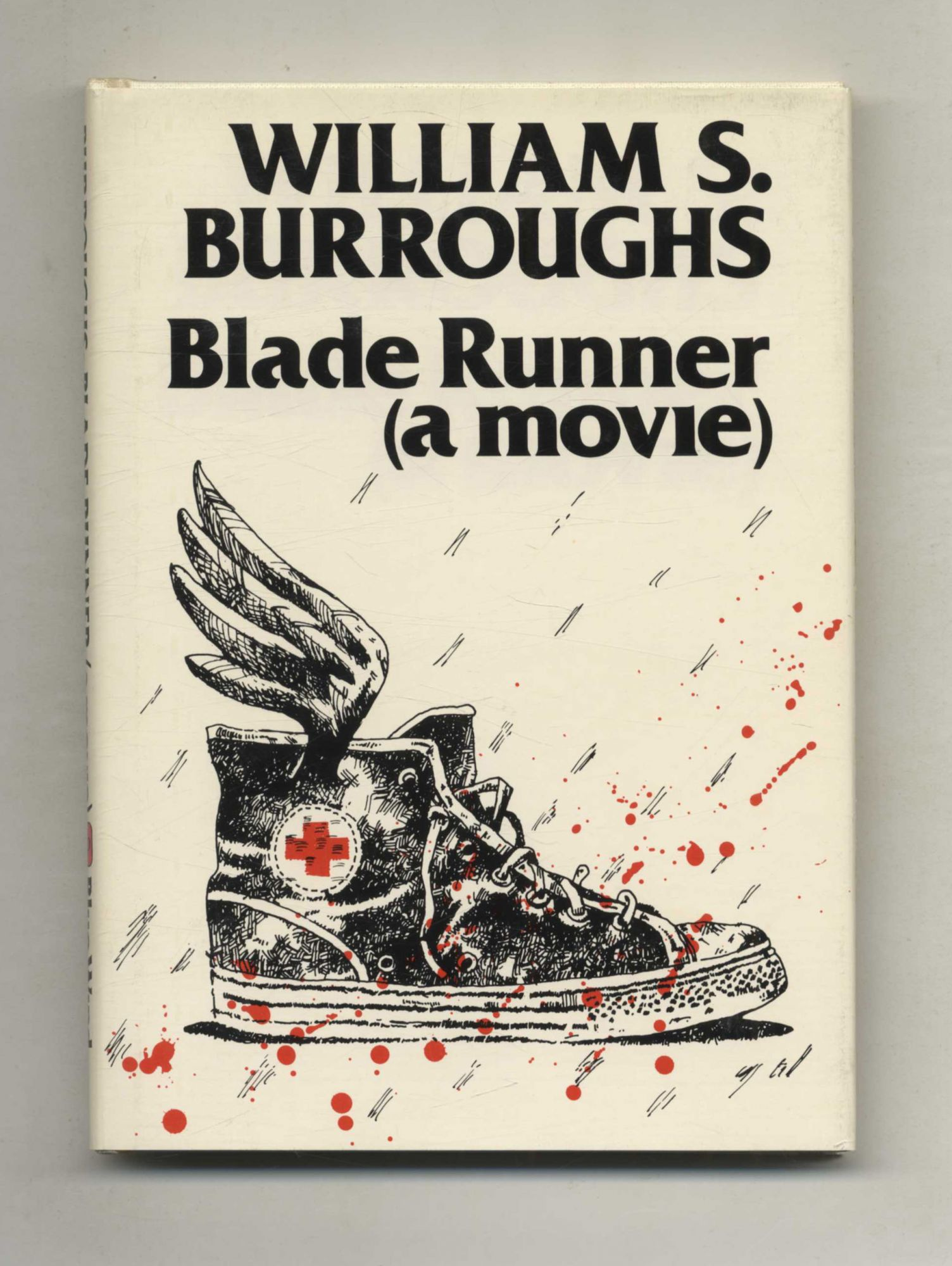 Blade Runner (A Movie) - 1st Edition/1st Printing. William S. Burroughs.