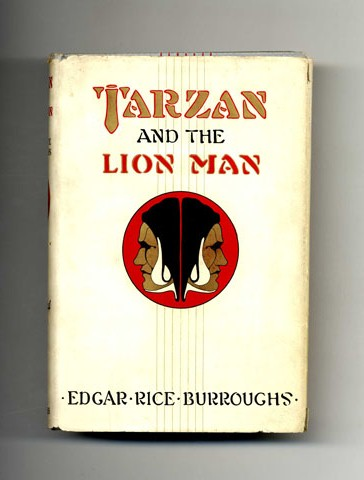 Tarzan and the Lion Man - 1st Edition. Edgar Rice Burroughs.