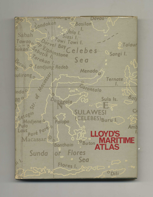 Lloyd's Maritime Atlas: Including a Comprehensive List of Ports and Shipping Places of the World. R. C. E. Lander.