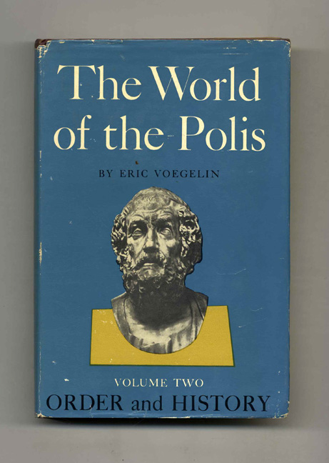 Order and History. Eric Voegelin.