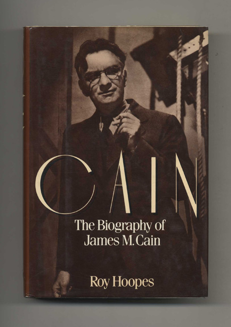 Cain - 1st Edition/1st Printing. Roy Hoopes.