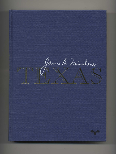 Texas. James A. Michener.